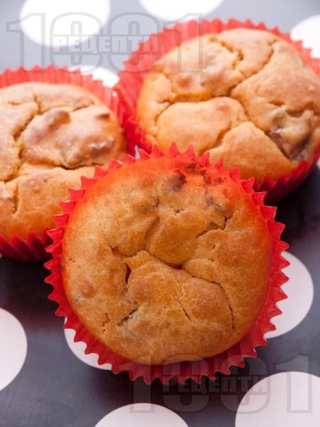 Солени мъфини Болонезе - снимка на рецептата
